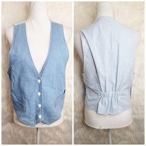 Vintage Petites By Fundamental Things Vest
